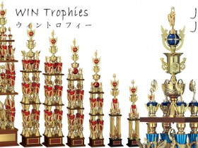 WIN Trophies[ウィントロフィー]JE-2502 JE-2503