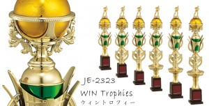 WIN Trophies[ウィントロフィー] JE-2323