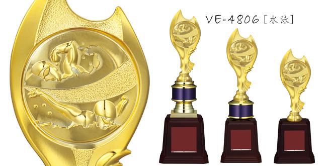 ブロンズ VE-4806水泳