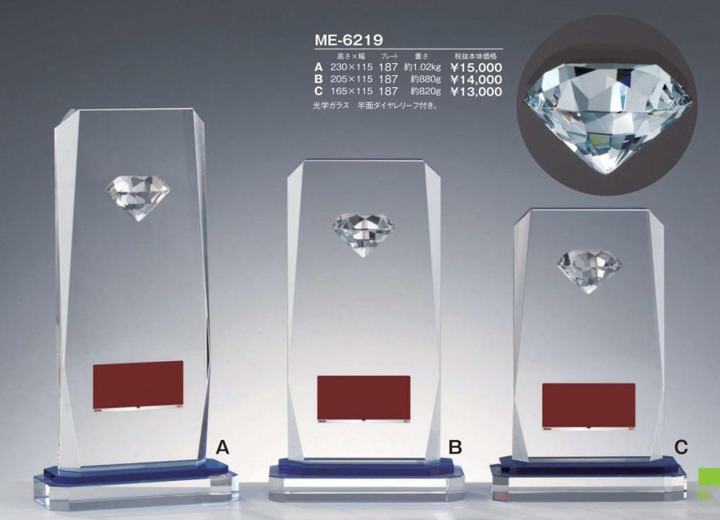 Win Shields【ウィンシールド】ME-6219ダイヤ