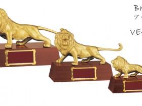 Bronzes【ブロンズ】VE-4709ライオン