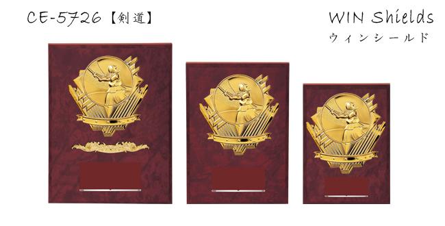 Win Shields【ウィンシールド】CE-5726剣道