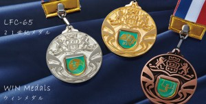 Win Medals【ウィンメダル】LFC-65 21世紀メダル