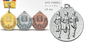 WIN Medals【ウィンメダル】LF-46 メダル