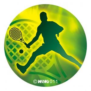 アクリルダイレクトプリントプレート テニス男子