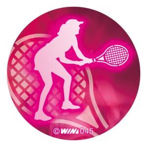 アクリルダイレクトプリントプレート テニス女子