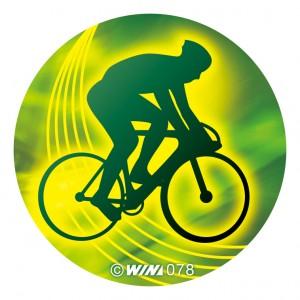 アクリルダイレクトプリントプレート 自転車