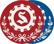 アルミレーザープレート 商工会