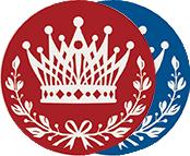 アルミレーザープレート 王冠