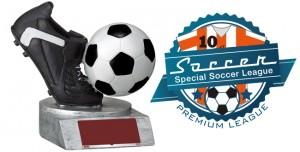 フィギュアトロフィーシリーズ VE-3583サッカー