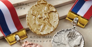 Action Medal[アクションメダル]サッカー