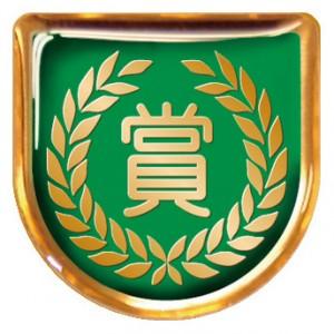 VTOPレリーフ 賞