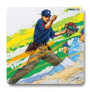 ヴィクトリーコレクションプレート 野球審判