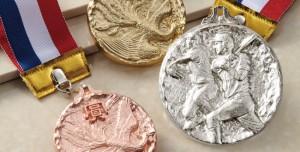 WINメダル LA-65アクションメダル