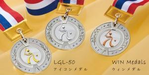 LFL-50 アイコンメダル 野球