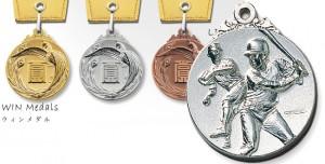 LF-40 野球メダル