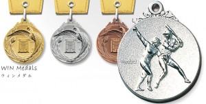 LF-40 女子ソフトボールメダル