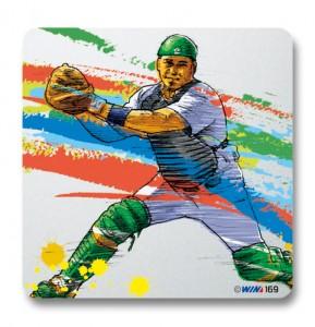 ヴィクトリーコレクションプレート 野球キャッチャー