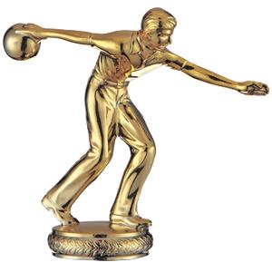 トロフィー人形 021男子ボウリング