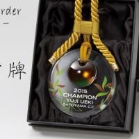 Ruri Medals【瑠璃賞牌】ZNA-9041