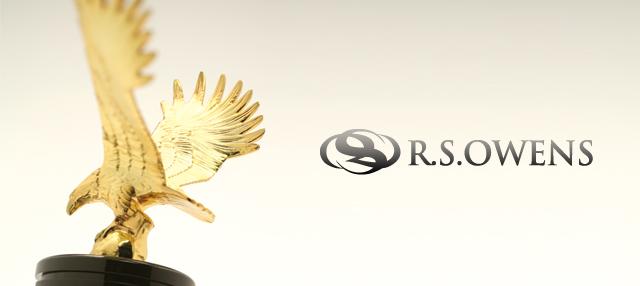 ブロンズ|ブロンズトロフィー|R.S.OWENS