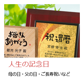 トロフィー・楯・優勝カップなど記念品のWINおすすめ記念日