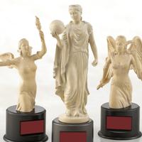 Venus Award【ビーナスアワード】VE-4604「誉れの女神」VE-4605「勝利の女神」VE-4603「地球を見守る女神」