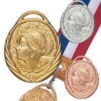 WIN Medals【ウィンメダル】LK-50キッズメダル ウィナー