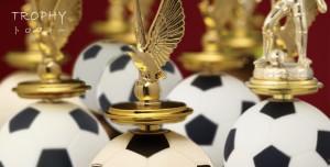 ボールトロフィー UE-3556サッカー